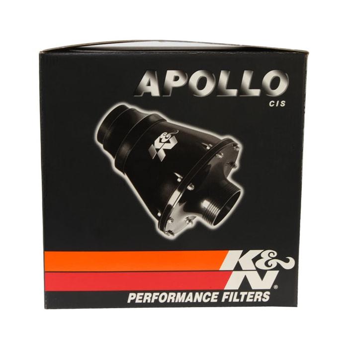 K/&N Filters 57A-6040 Car Performance Intake Kit