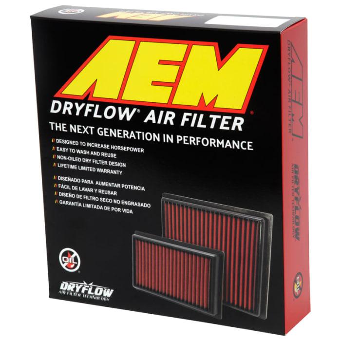 AEM 28-50044 Dry Flow Air Filter