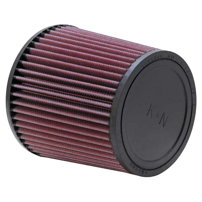 K/&N Filters RU-3480 Car and Motorcycle Universal Rubber Filter