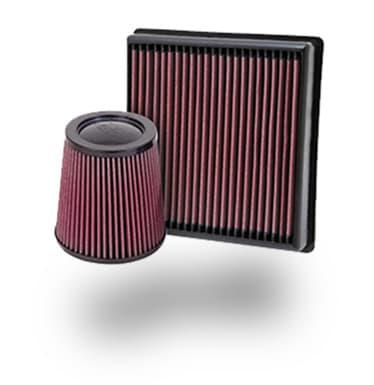 k&n high flow air filter