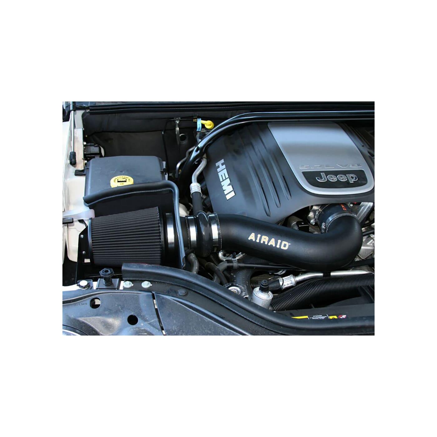 Airaid 312-200 AIRAID QuickFit Intake System