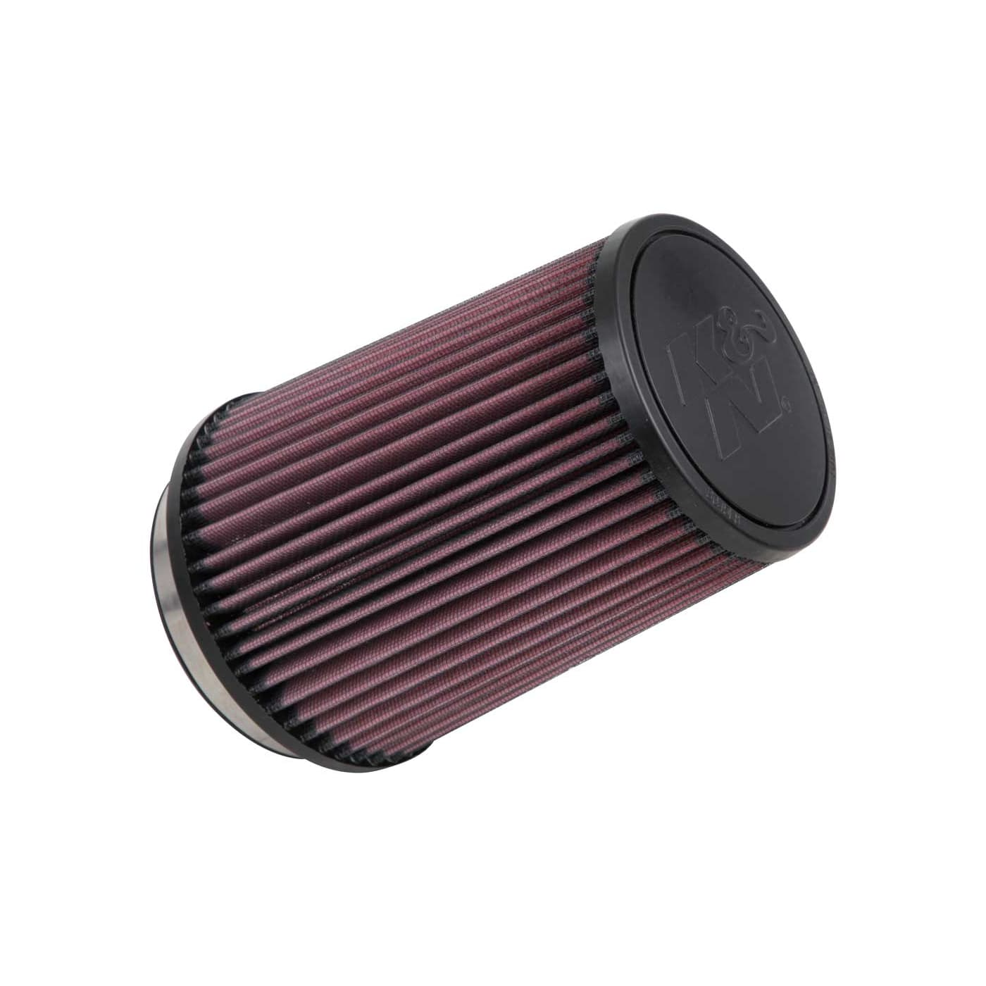 K/&N Filters RU-0950 Universal Air Cleaner Assembly