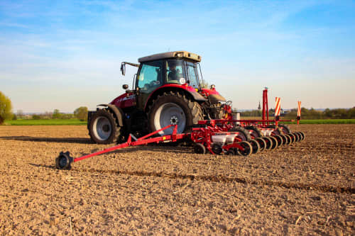 Kverneland Unicorn, precision in all soil conditions, great range of tools,