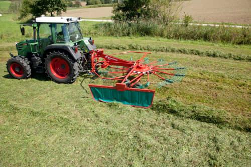 Single Rotor Rakes - Kverneland 9542 - 9546, high performance single rake designed to last for a long time