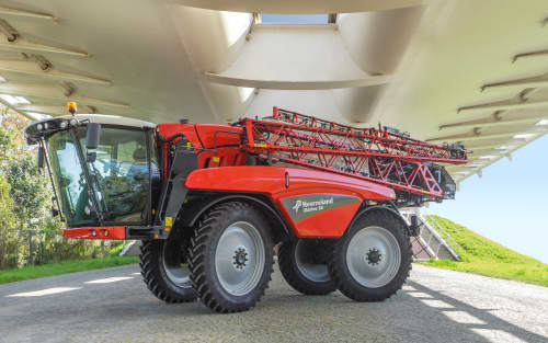 Self Propelled Sprayers - Kverneland iXdrive S6, Self propelled sprayer, high performance, driving comfort and up to 6100 litres tank