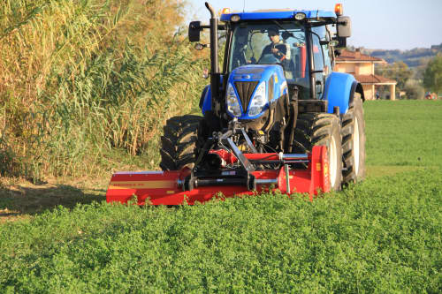 Choppers - VICON BROMEX PF, versatile machinel for clearing out field edges – versatile use also for road maintenance