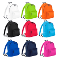 Personalised back pack colour options by Labels4Kids