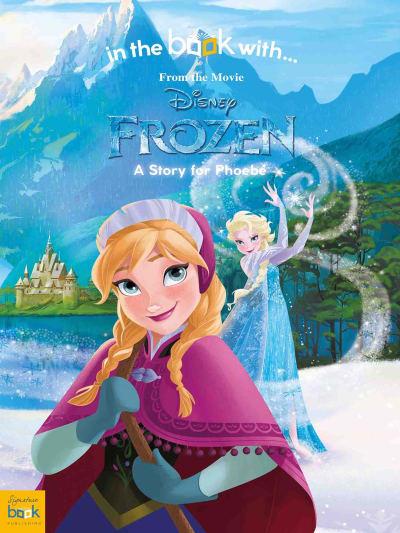 Christmas Adventure Open Book Cover