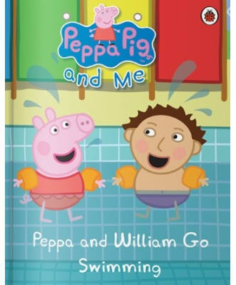 Personalised Peppa Pig  : Swimming Book