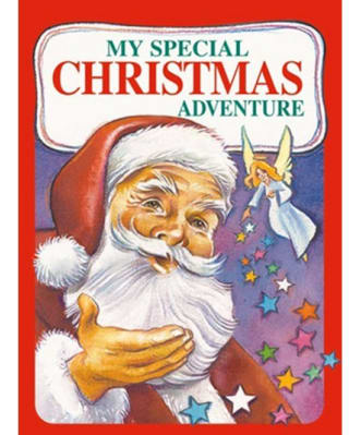 Personalised Christmas Adventure Book