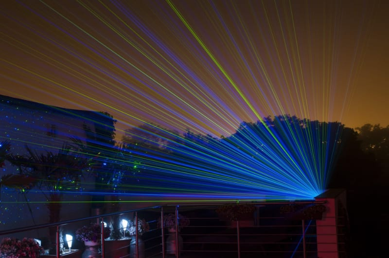 Outdoor Holiday Review: Laser and Projector Christmas Lights