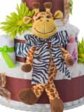 Giraffe Plush Toy Two