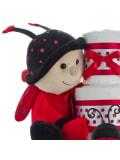 Ladybug Plush Toy