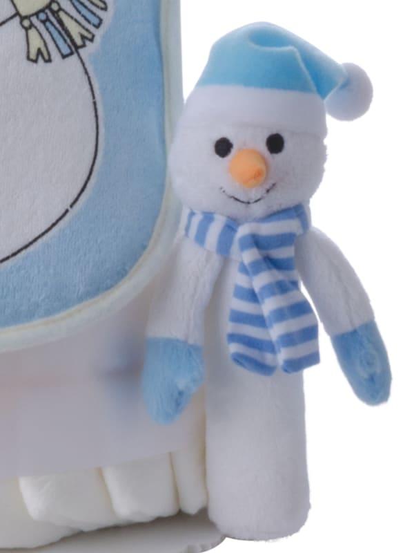 My Snowboy 3 Tier Baby Diaper Cake
