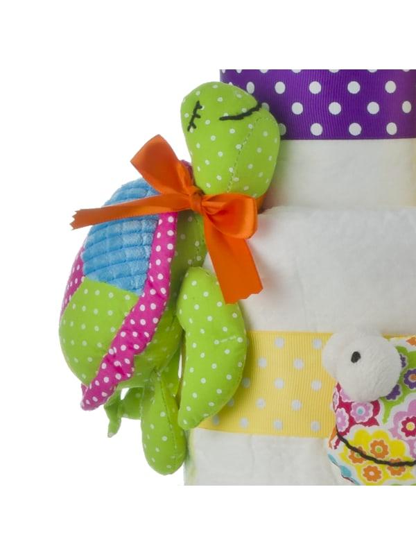 My Lil' Sea Friends 4 Tier Baby Diaper Cake