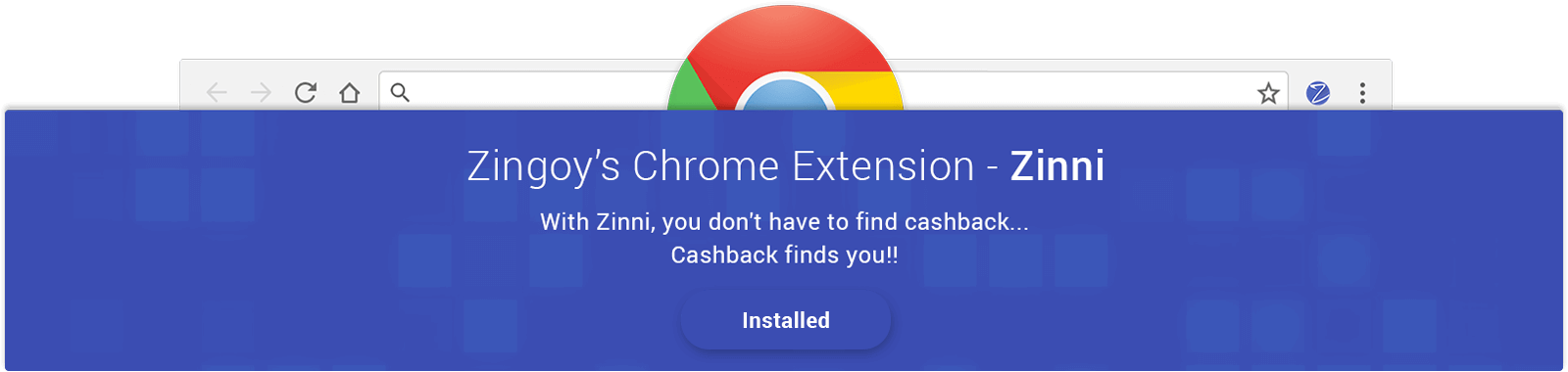 Zingoy Chrome Extension Zinni