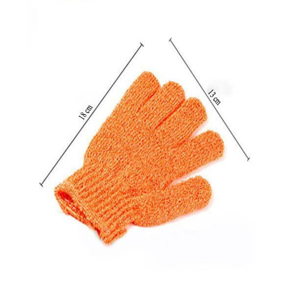 Body scrub exfoliator bath gloves slider 1 pjpfii