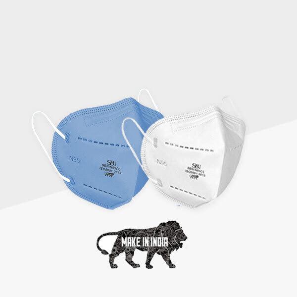 Sbn enterprises disposable n95face mask slider4 ttrfzx