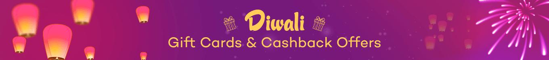 Diwali gift cards   cashback offers campaign cnighu