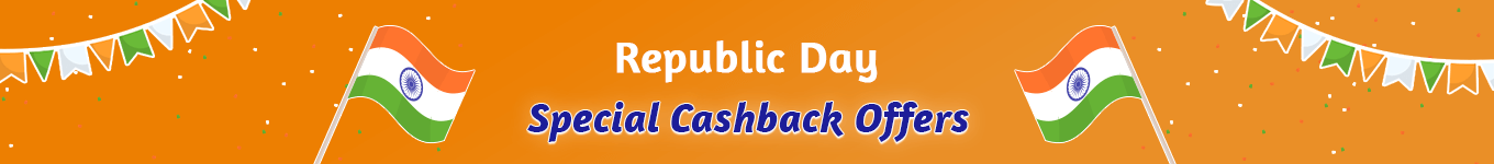 Republic day gift cards   cashback offers campaign pefnll