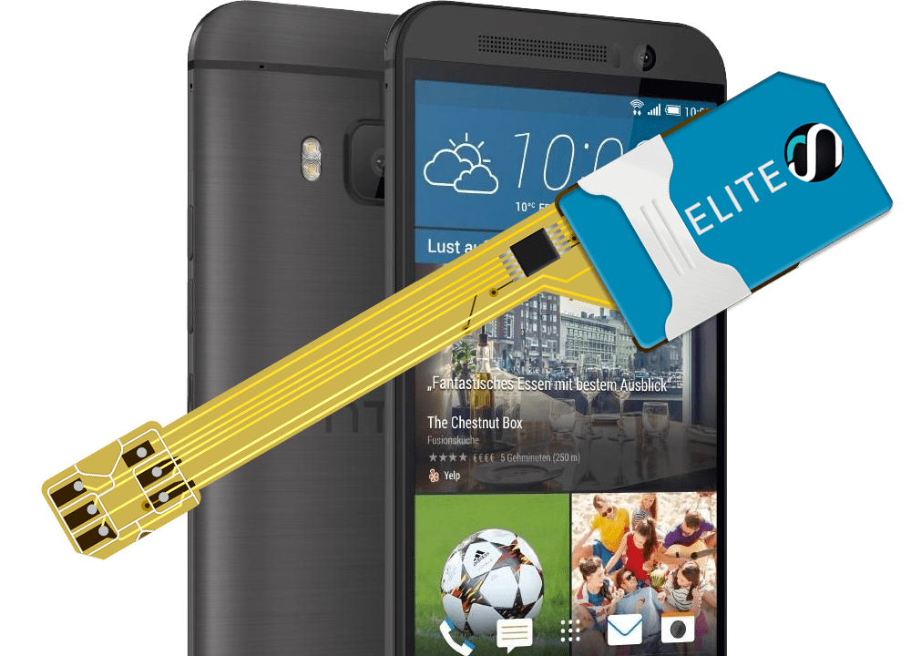 MAGICSIM Elite - HTC ONE M9