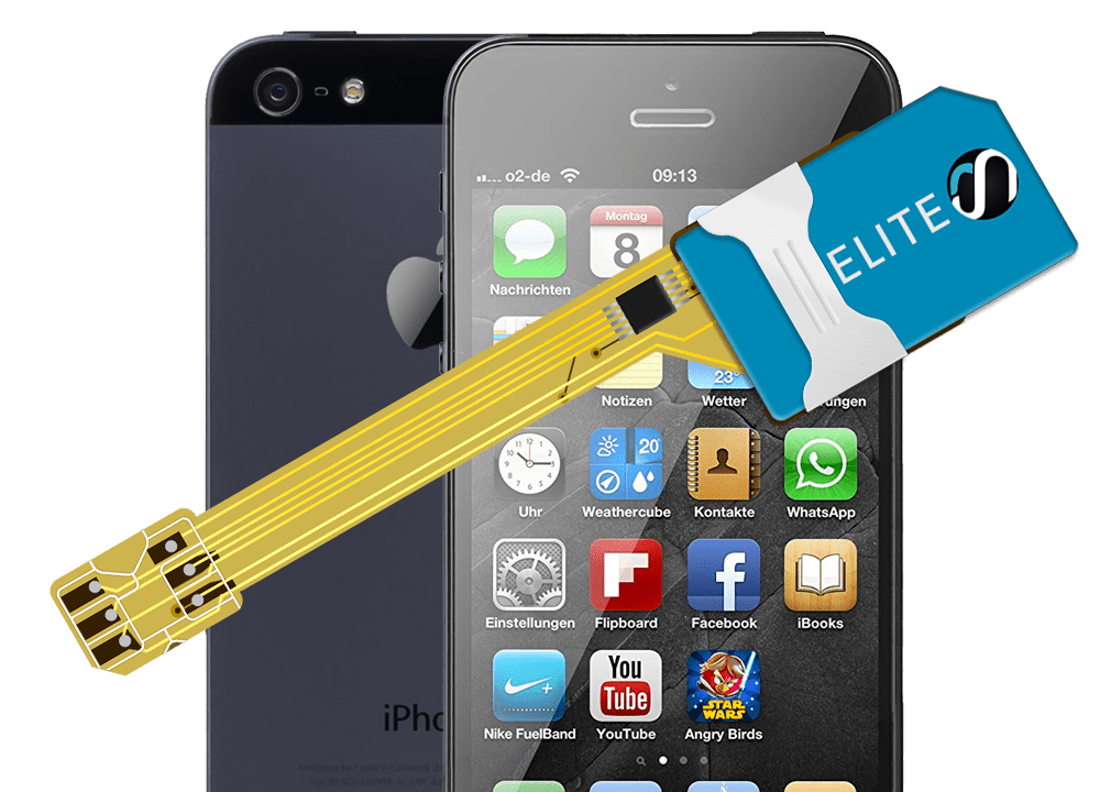 MAGICSIM Elite - iPhone 5