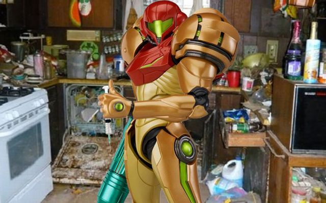 Metroid Prime 4 Delayed Because Samus Is On Heroin