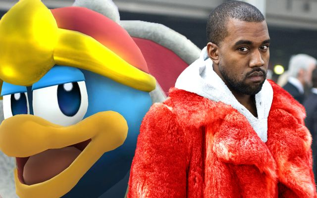 Why Is Kanye Developing A Bromance With King Dedede?