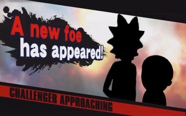Rick & Morty Confirmed For Super Smash Bros Ultimate