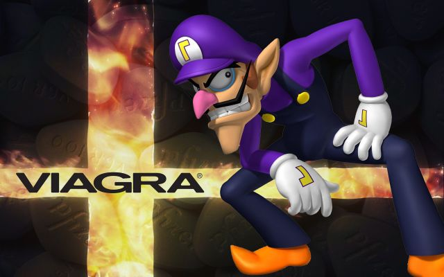 Waluigi Confirmed For Erectile Dysfunction
