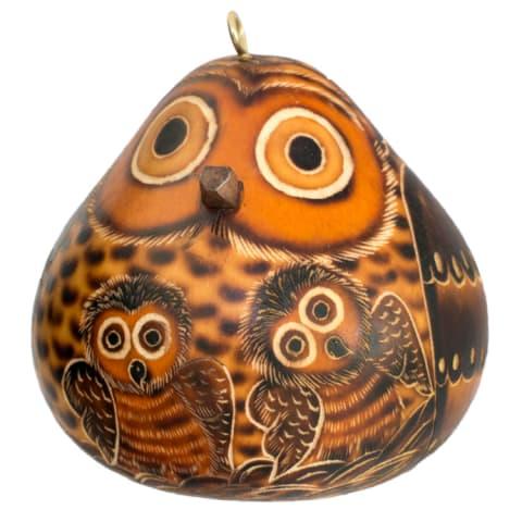 CDAH115 Owl Mom & Chick