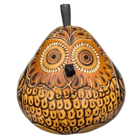 CGB227P Ruffled Owl
