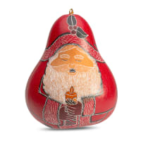 Red Santa, Large