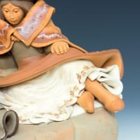 FIN118L Holy Family Resting