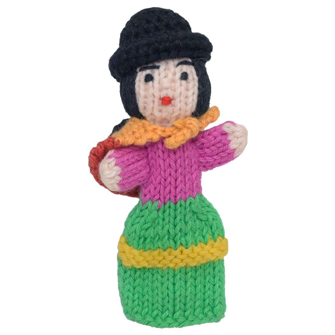 UKP101B Andean Girl