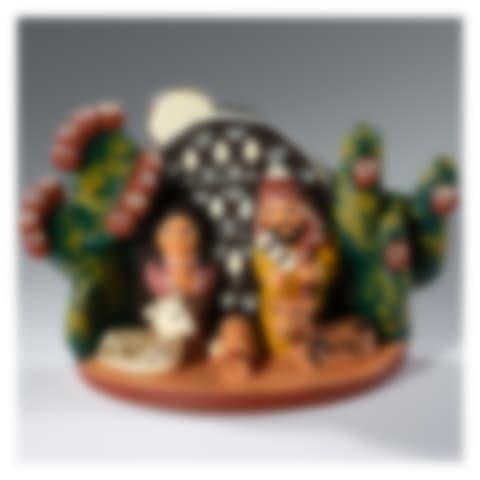 FAN619P Cactus Creche