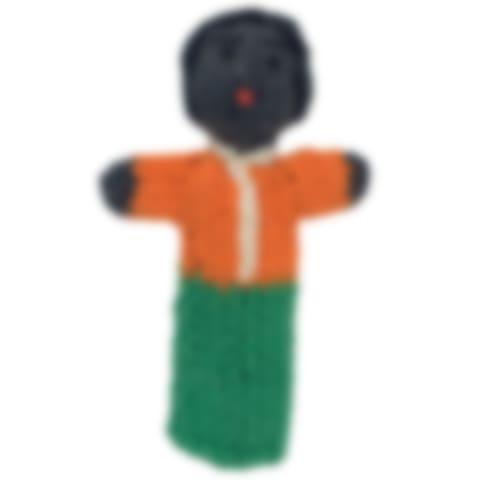UKP108B African American Boy