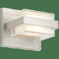 Kamden 1-Light Wall/Bath Satin Nickel 3000K 90 CRI led 90 cri 3000k 120v
