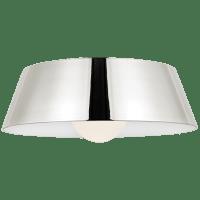 Joni Ceiling Polished Nickel 3000K 90 CRI Integrated LED 90 CRI 3000k 120v (t24)