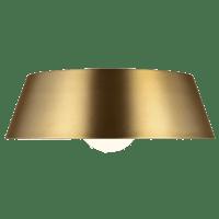 Joni Ceiling Aged Brass 3000K 90 CRI Integrated LED 90 CRI 3000k 120v (t24)
