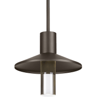 Ash 12 Outdoor Pendant Cylinder Bronze 2700K 90 CRI  2700K High Output