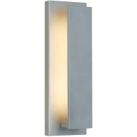 Nate 17 Outdoor Wall Silver 3000K 90 CRI LED 90 CRI 3000k 120v