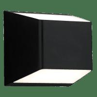 Ebb Outdoor Wall Black 3000K 90 CRI LED 90 CRI 3000k 120v