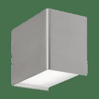 Kenton Wall Satin Nickel 3000K 90 CRI integrated led 90 cri 3000k 120v