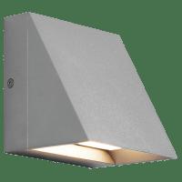 Pitch Single Outdoor Wall Single silver 2700K 80 CRI led 80 cri 2700k 120v