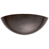 Irving Wall Washer in Bronze