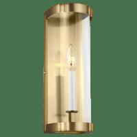 Thompson Sconce Burnished Brass
