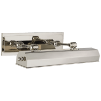 """Dorchester 18"""" Picture Light in Polished Nickel"""