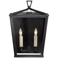 Darlana Small 3/4 Lantern in Bronze
