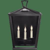 Darlana Medium 3/4 Lantern in Bronze